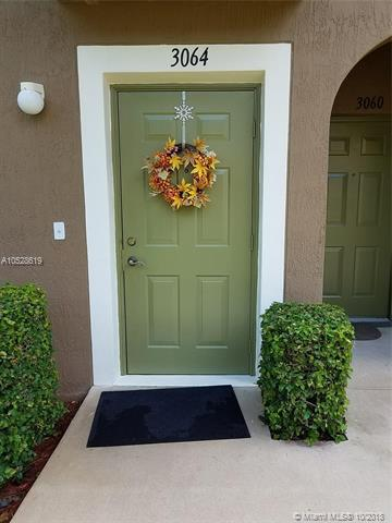 3064 Grandiflora Drive #3064, Green Acres, FL 33467 (MLS #A10528619) :: Green Realty Properties