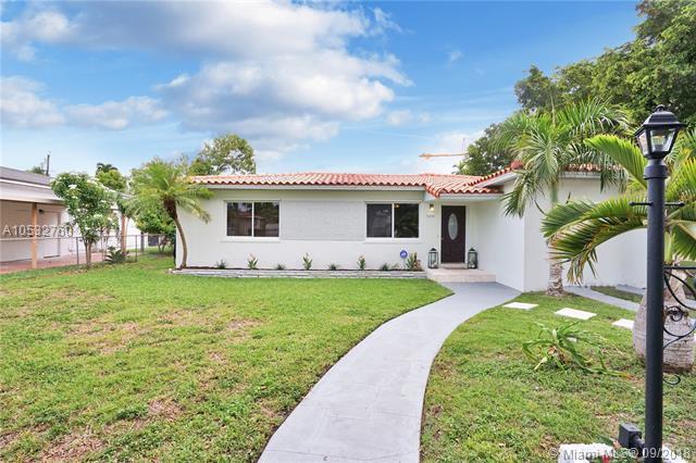 6590 SW 21 St, West Miami, FL 33155 (MLS #A10532760) :: Stanley Rosen Group