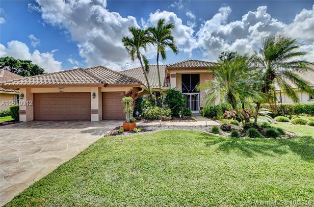10416 Milburn Lane, Boca Raton, FL 33498 (MLS #A10539912) :: Prestige Realty Group