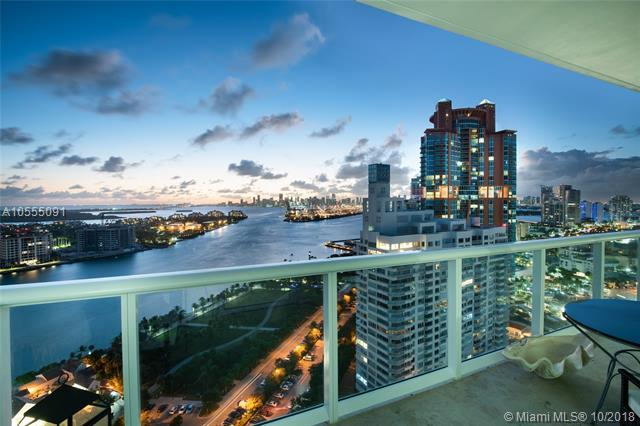 100 S Pointe Dr #2602, Miami Beach, FL 33139 (MLS #A10555091) :: Prestige Realty Group