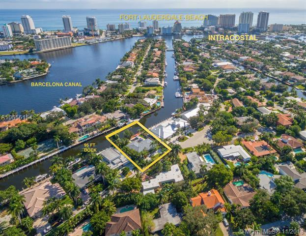 2319 Desota Dr, Fort Lauderdale, FL 33301 (MLS #A10556154) :: Prestige Realty Group