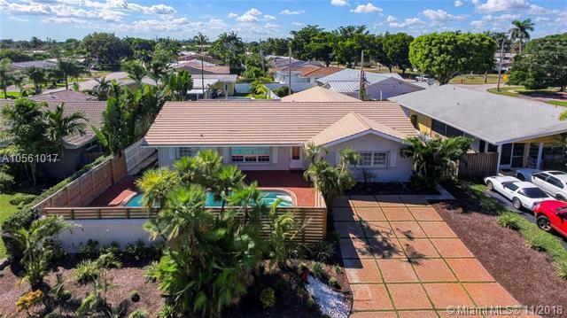 1510 NE 57th Ct, Fort Lauderdale, FL 33334 (MLS #A10561017) :: Prestige Realty Group