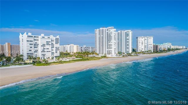 1390 S Ocean Blvd 11B, Pompano Beach, FL 33062 (MLS #A10564245) :: Green Realty Properties