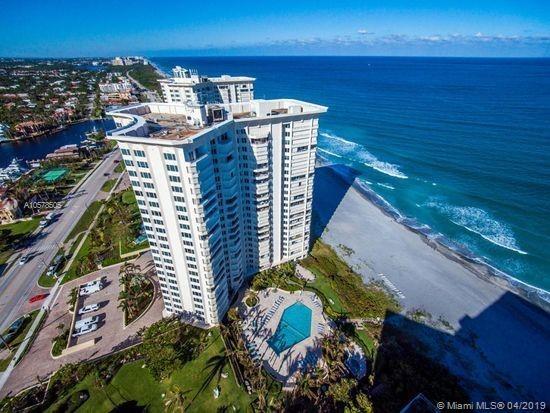 550 S Ocean Blvd #1709, Boca Raton, FL 33432 (MLS #A10578505) :: The Riley Smith Group