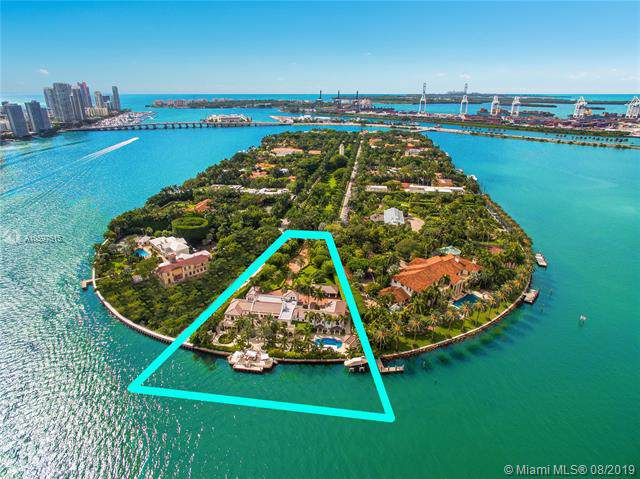 46 Star Island Dr, Miami Beach, FL 33139 (MLS #A10597515) :: The Rose Harris Group
