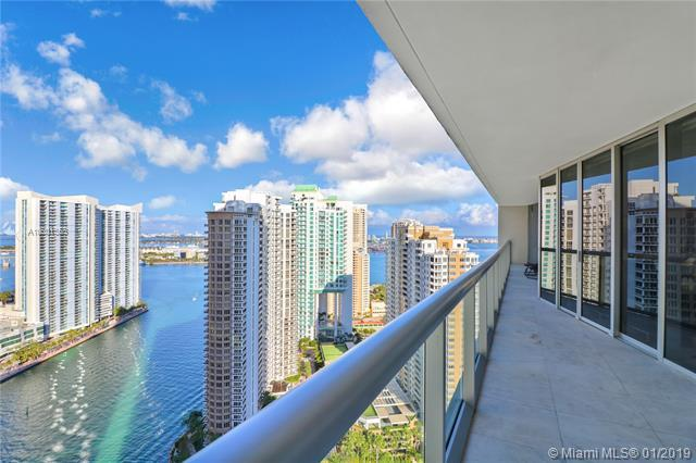 495 Brickell Ave #3304, Miami, FL 33131 (MLS #A10601555) :: The Maria Murdock Group