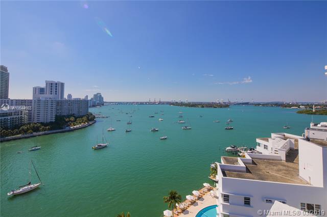 20 Island Ave #1418, Miami Beach, FL 33139 (MLS #A10644663) :: Miami Lifestyle