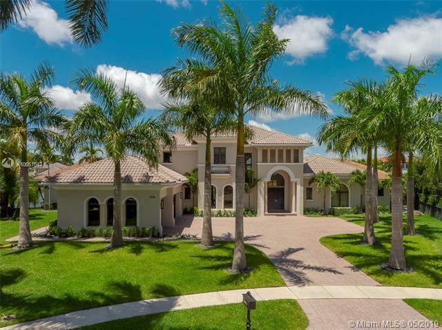 10691 Hawks Vista St, Plantation, FL 33324 (MLS #A10661547) :: Prestige Realty Group