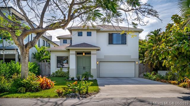 605 NE 15th Ave, Fort Lauderdale, FL 33304 (MLS #A10661811) :: Ray De Leon with One Sotheby's International Realty
