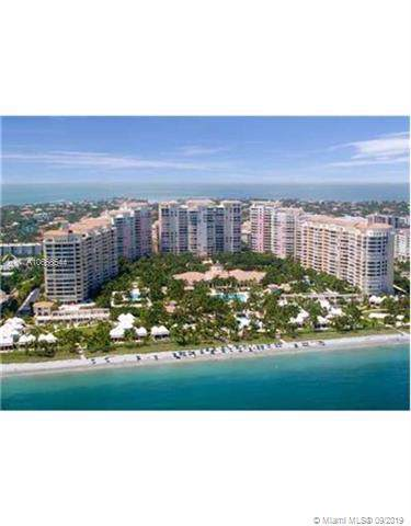 715 Crandon Blvd #205, Key Biscayne, FL 33149 (MLS #A10668544) :: Ray De Leon with One Sotheby's International Realty