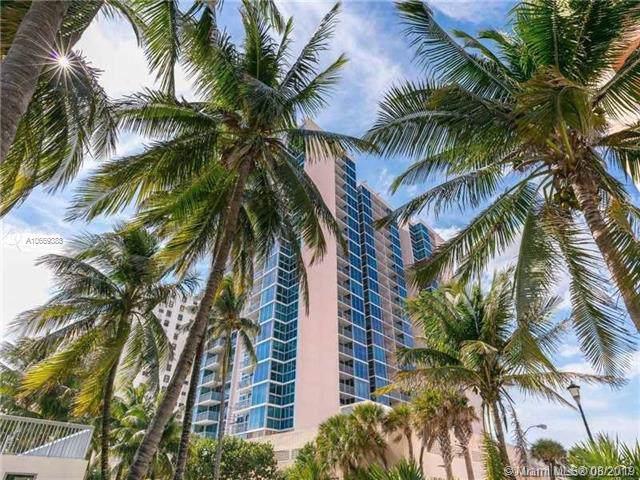 2655 Collins Ave #908, Miami Beach, FL 33140 (MLS #A10669383) :: Grove Properties