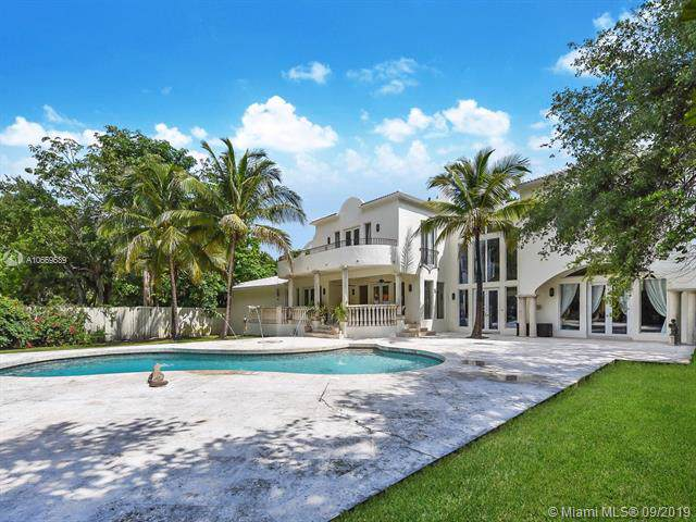 4860 Hammock Lake Dr, Coral Gables, FL 33156 (MLS #A10669639) :: The Maria Murdock Group