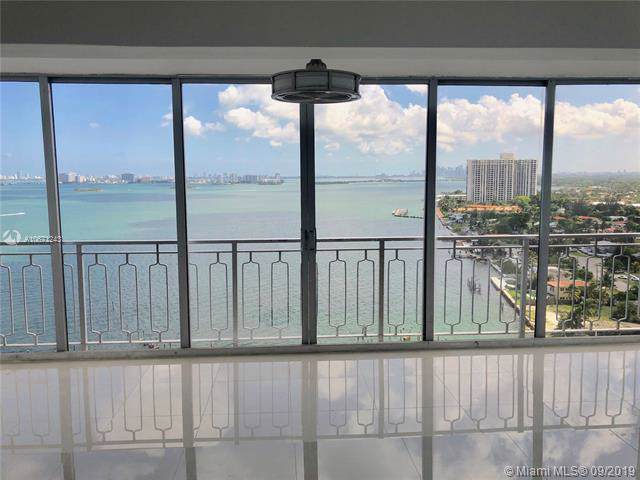 11111 Biscayne Blvd 19G, Miami, FL 33181 (MLS #A10671243) :: Ray De Leon with One Sotheby's International Realty