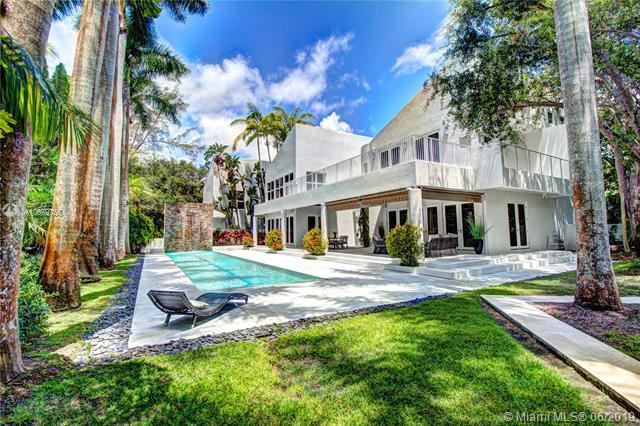 5455 Kerwood Ter, Coral Gables, FL 33156 (MLS #A10679755) :: The Maria Murdock Group