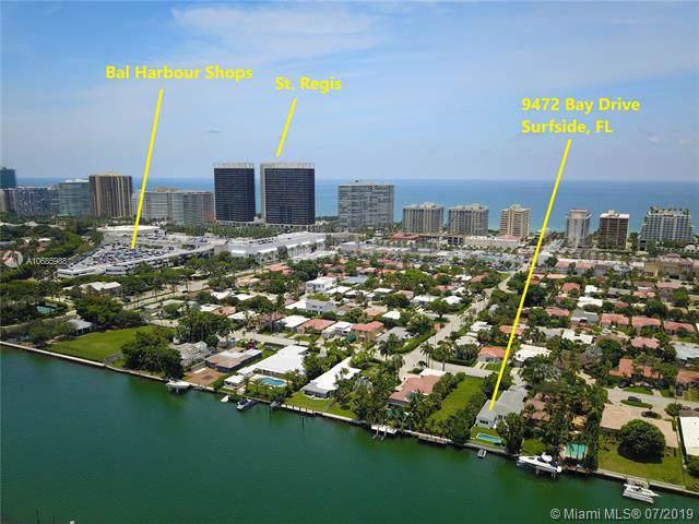 9472 Bay Dr, Surfside, FL 33154 (MLS #A10685988) :: Castelli Real Estate Services