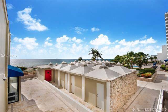 5555 Collins Ave 3D, Miami Beach, FL 33140 (MLS #A10695219) :: The Kurz Team