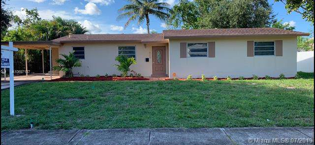 4713 NW 3rd St, Plantation, FL 33317 (MLS #A10697137) :: Grove Properties
