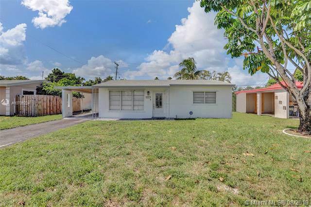 6871 SW 26th Ct, Miramar, FL 33023 (MLS #A10706224) :: Green Realty Properties