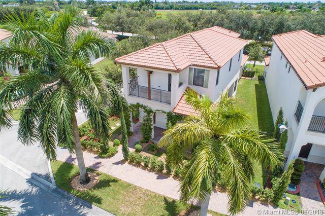 3985 NW 82nd Way, Cooper City, FL 33024 (MLS #A10718804) :: The Teri Arbogast Team at Keller Williams Partners SW