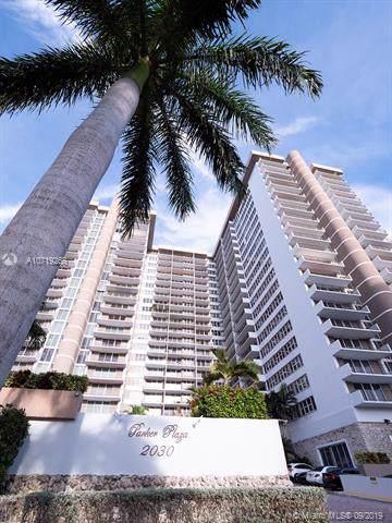 2030 S Ocean Dr #1007, Hallandale, FL 33009 (MLS #A10719268) :: Grove Properties