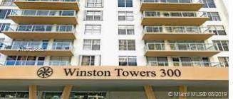 230 174th St #302, Sunny Isles Beach, FL 33160 (MLS #A10729663) :: Grove Properties