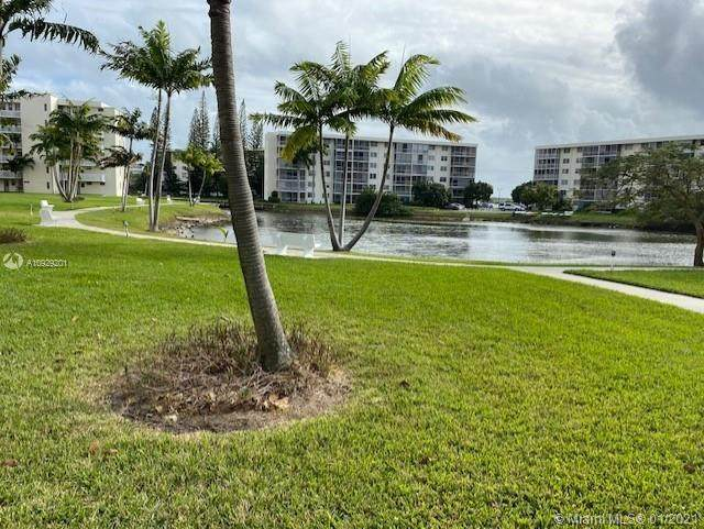 2855 Leonard Dr H314, Aventura, FL 33160 (MLS #A10929201) :: Green Realty Properties