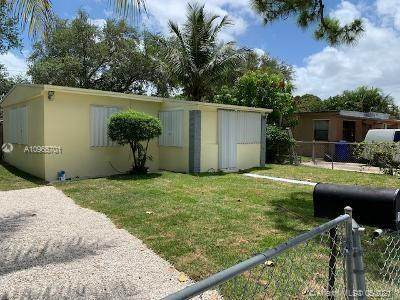 1582 NE 154th Ter, North Miami Beach, FL 33162 (MLS #A10965701) :: The Rose Harris Group
