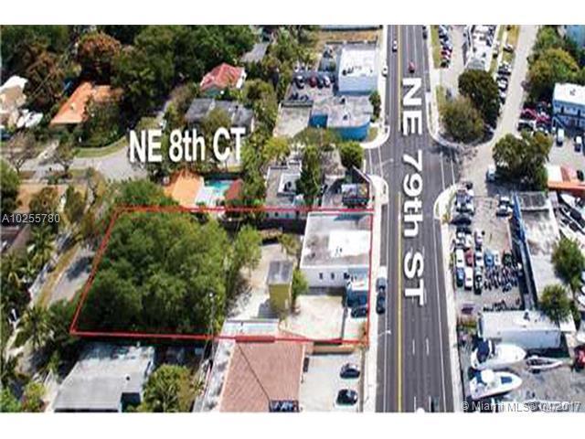 821 NE 79th St, Miami, FL 33138 (MLS #A10255780) :: The Erice Team