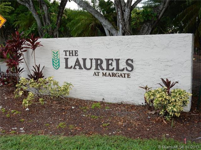 463 N Laurel Dr #2006, Margate, FL 33063 (MLS #A10314913) :: The Teri Arbogast Team at Keller Williams Partners SW