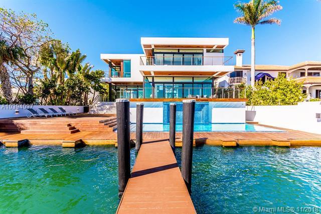 7311 Belle Meade Island Drive, Miami, FL 33138 (MLS #A10394097) :: Green Realty Properties