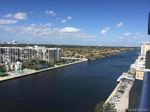 3000 S Ocean Dr #1212, Hollywood, FL 33019 (MLS #A10403644) :: Berkshire Hathaway HomeServices EWM Realty