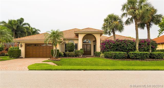 8900 SE Water Oak Place, Tequesta, FL 33469 (MLS #A10406656) :: Green Realty Properties