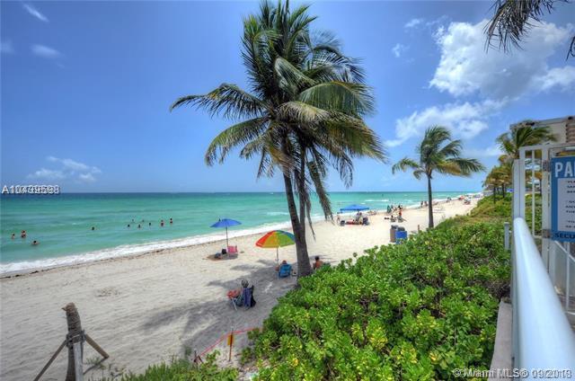 2030 S Ocean Dr #824, Hallandale, FL 33009 (MLS #A10439598) :: Stanley Rosen Group