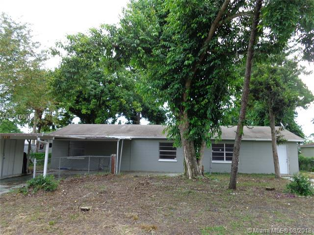 316 Vermon Way, Other City - In The State Of Florida, FL 33936 (MLS #A10510004) :: Green Realty Properties