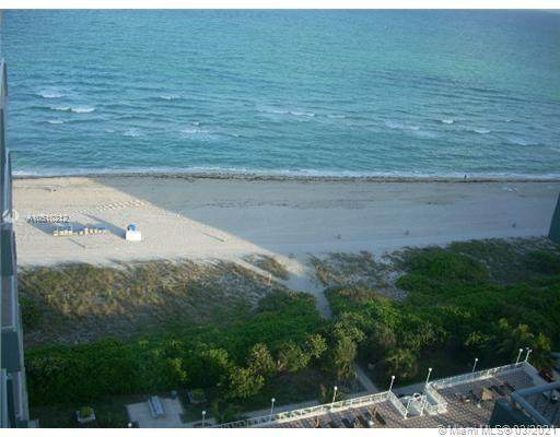5701 Collins Ave Ph09, Miami Beach, FL 33140 (MLS #A10510212) :: The Rose Harris Group