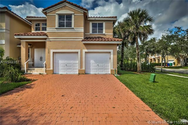 3400 SW 170th Ave, Miramar, FL 33027 (MLS #A10548387) :: Prestige Realty Group