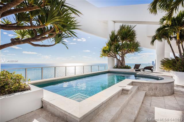 3101 S Ocean Dr Ph-08, Hollywood, FL 33019 (MLS #A10581541) :: Green Realty Properties