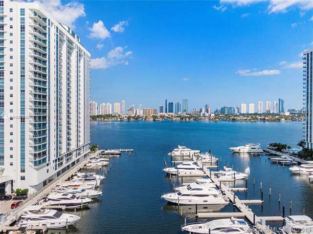 17301 SE Biscayne Blvd Ph-5, Aventura, FL 33160 (MLS #A10619484) :: Berkshire Hathaway HomeServices EWM Realty