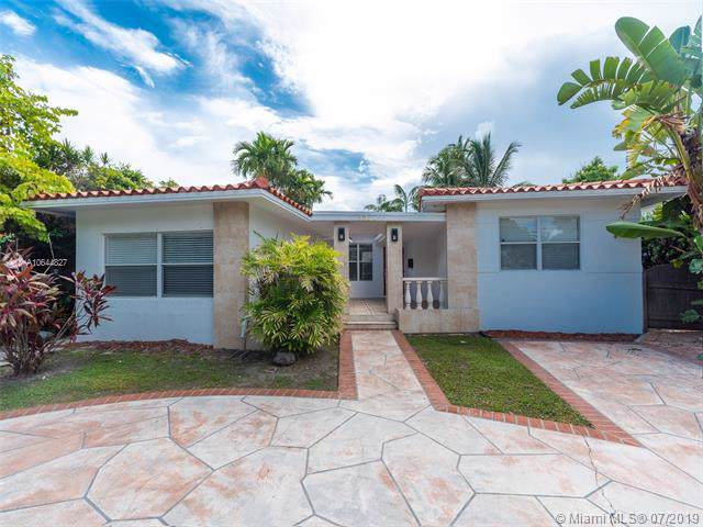 8927 Byron Ave, Surfside, FL 33154 (MLS #A10644827) :: The Jack Coden Group