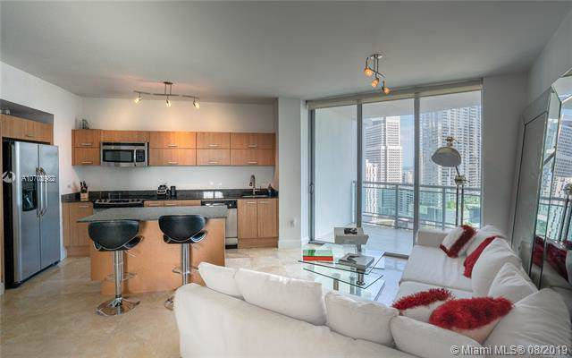 350 S Miami Ave #2714, Miami, FL 33130 (MLS #A10702982) :: Ray De Leon with One Sotheby's International Realty
