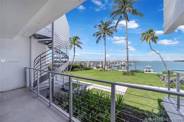 166 Harbor Dr 3C, Key Biscayne, FL 33149 (MLS #A10734512) :: United Realty Group