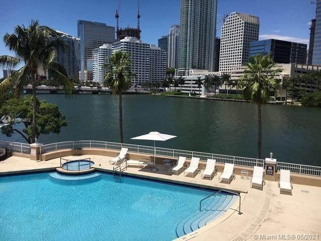 701 Brickell Key Blvd #604, Miami, FL 33131 (MLS #A10954812) :: Compass FL LLC