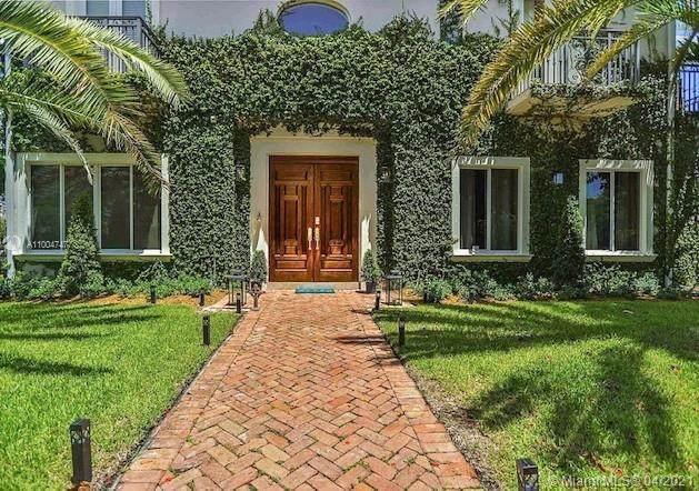 1898 S Miami Ave, Miami, FL 33129 (MLS #A11004747) :: Carole Smith Real Estate Team