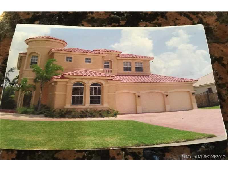 3150 Fairways Dr, Homestead, FL 33035 (MLS #A10173798) :: United Realty Group