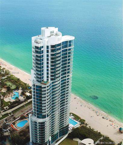 17475 Collins Ave Ph-3201, Sunny Isles Beach, FL 33160 (MLS #A10238186) :: The Rose Harris Group