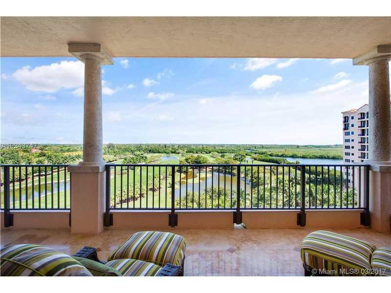 13621 Deering Bay Dr #904, Coral Gables, FL 33158 (MLS #A10243747) :: The Riley Smith Group
