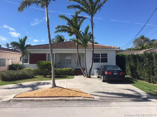 9132 Froude Ave, Surfside, FL 33154 (MLS #A10244627) :: The Jack Coden Group