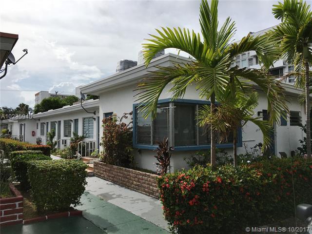8025 Byron Ave, Miami Beach, FL 33141 (MLS #A10285945) :: The Paiz Group