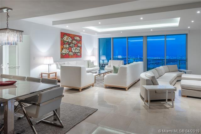 900 Biscayne Blvd Ph6001, Miami, FL 33132 (MLS #A10341327) :: The Paiz Group