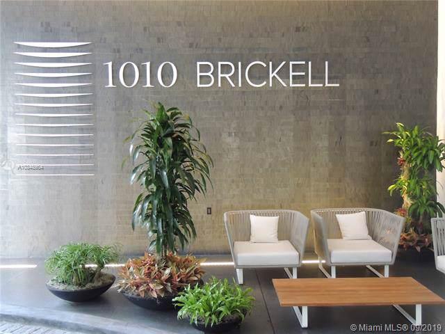 1010 Brickell Ave. #3611, Miami, FL 33131 (MLS #A10348954) :: Berkshire Hathaway HomeServices EWM Realty